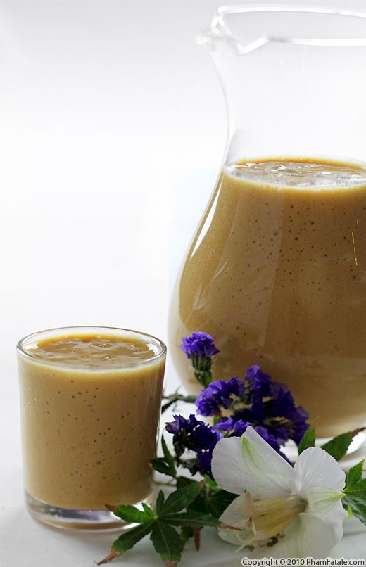 Pumpkin Protein Drink Recipe Recipe