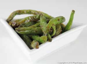 Sauteed String Beans (Chinese Green Bean Recipe)
