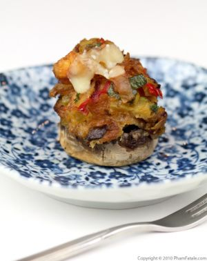 Stuffed Mushroom Recipe