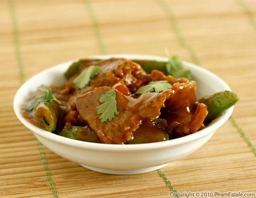 Sweet Tomato Beef Recipe Recipe