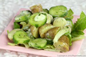 Fingerling Potato Salad Recipe
