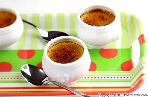 Pumpkin Creme Brulee Recipe Recipe