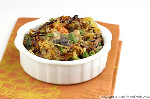 Green Bean Casserole Recipe Recipe