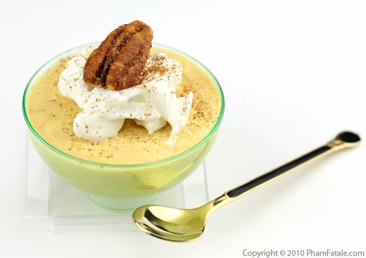 Pumpkin Mousse Recipe with Picture