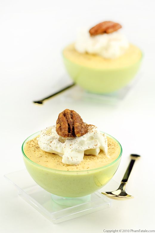 Pumpkin Mousse Recipe Recipe