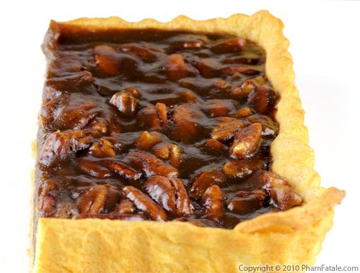 Maple Pecan Pie Recipe with Picture