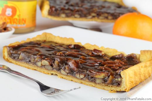 Maple Pecan Pie Recipe - Pham Fatale