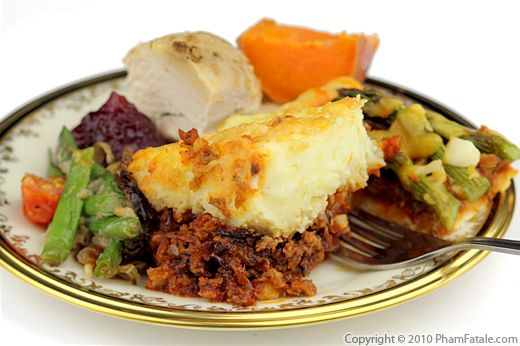Giving Thanks on Thanksgiving Day Recipe