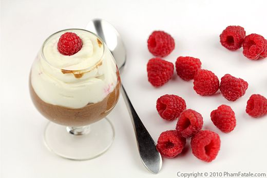 Chocolate Raspberry Mousse Recipe Recipe