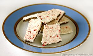 Peppermint Bark Candy Recipe