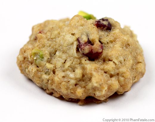 Cranberry Oatmeal Cookie Recipe with Picture