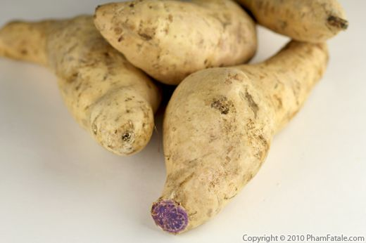 Okinawan Sweet Potatoes Recipe with Picture