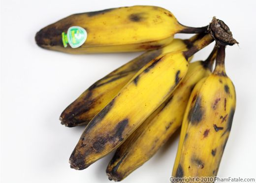 Ripe Plantain Recipe with Picture