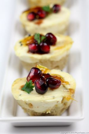 Savory Cheesecake Appetizer Recipe