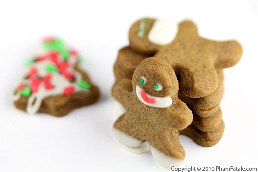 Gingerbread Cookie Recipe Recipe