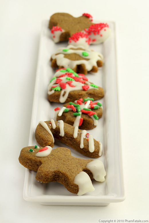 Gingerbread Men Recipe with Picture