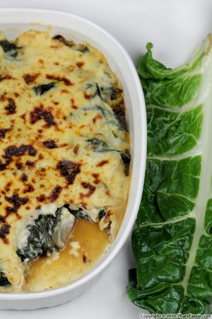How to Cook Swiss Chard: Vegetable Gratin Recipe