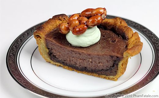 Chocolate Pie Recipe with Picture