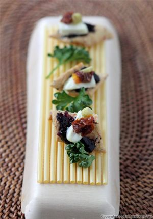Easy Cheese Appetizer Recipe