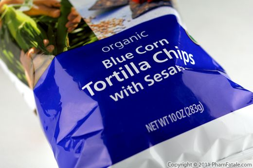 Blue Corn Tortilla Chips Recipe with Picture