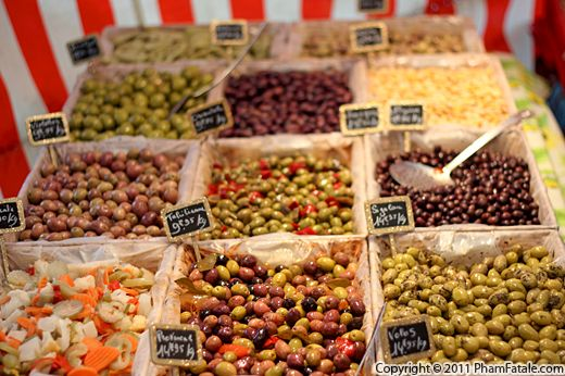 Olive Recipe with Picture