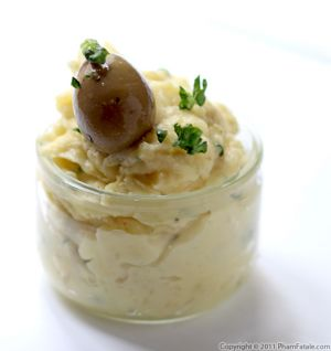 Olive Mashed Potatoes