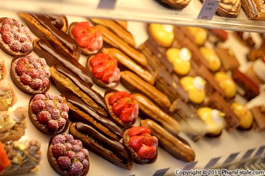 Paris Boulangerie &amp; Patisserie Guide (7 Tips to Make Your Paris Trip Delicious) Recipe