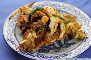 Cua Rang Muoi (Vietnamese Salted Crab Recipe)