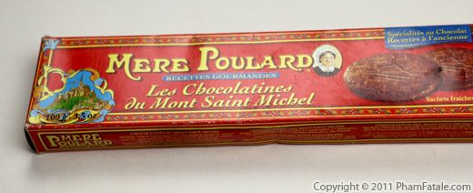 La Mere Poulard Cookies Recipe with Picture