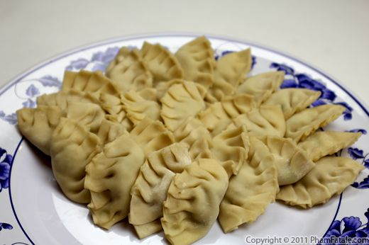 Pot Stickers Recipe with Picture