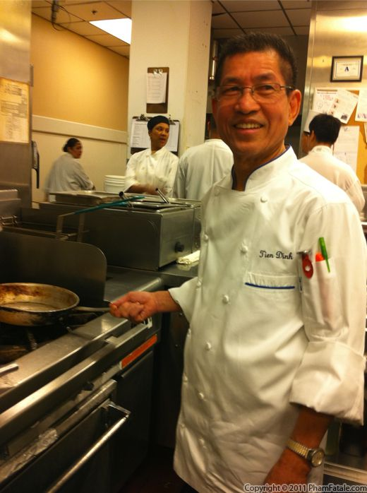 Chef Dinh Tien Picture