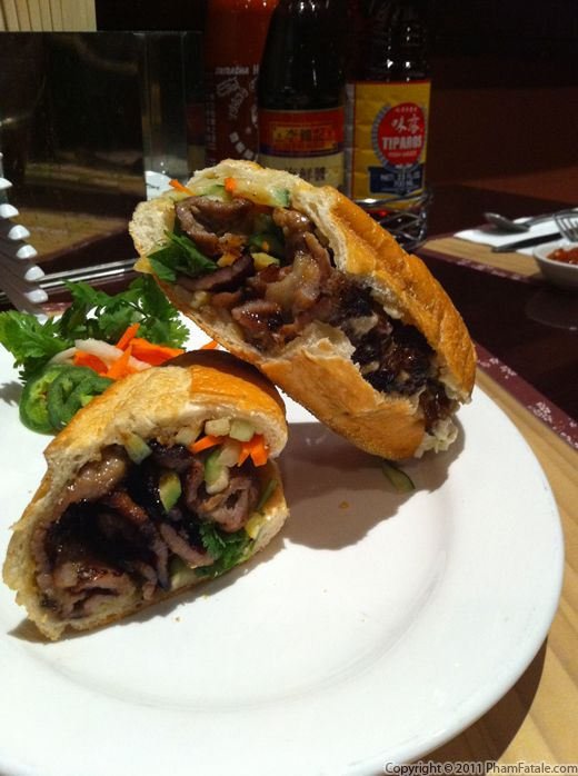 Banh Mi Sandwich Recipe with Picture