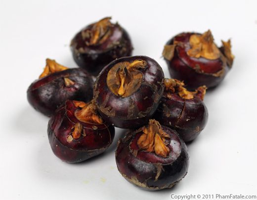 Water Chestnuts Recipe