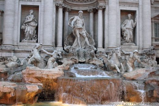 The Trevi Fountain Picture