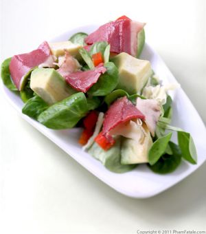 Duck Magret Salad Recipe