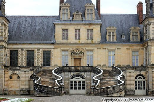 Chateau Fontainebleau Picture