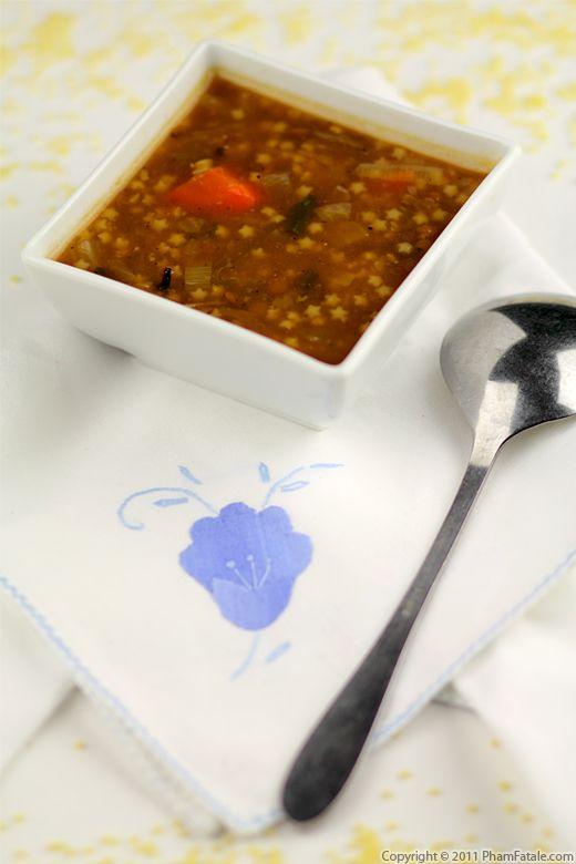 Lentil Pasta Soup Recipe Recipe