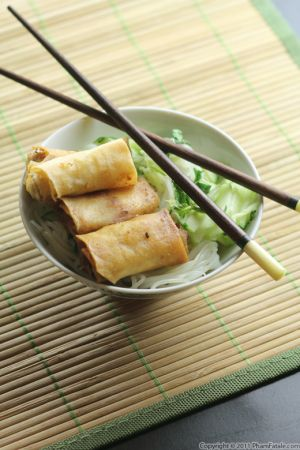 Tofu Eggroll Recipe