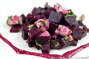Beet Salad Dressing Recipe