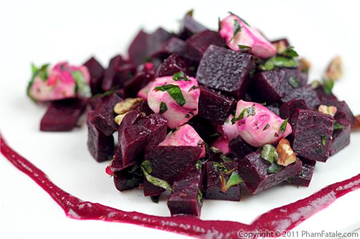 Beet Salad Dressing Recipe Recipe