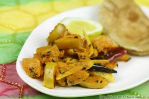 Indian Sabzi Recipe: Spicy Butternut Squash