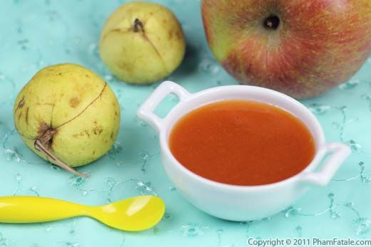 Guava Apple Sauce Recipe Recipe