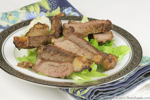 Vietnamese-Style Beef Salad Recipe Recipe