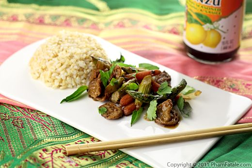 Soy Gluten Stir Fry Recipe Recipe