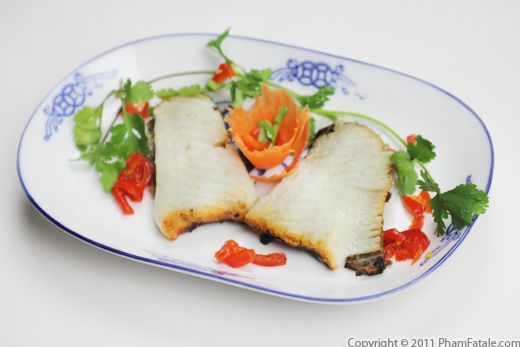 Roasted Halibut Recipe with Picture