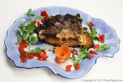 Pan Roasted Halibut Recipe Recipe