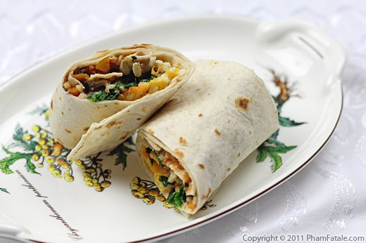 Chipotle Chicken Burrito Recipe Recipe
