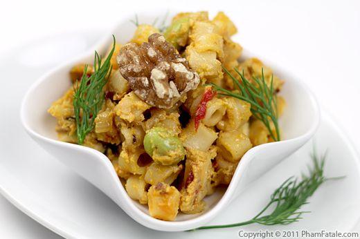 Edamame Pesto Pasta Recipe Recipe