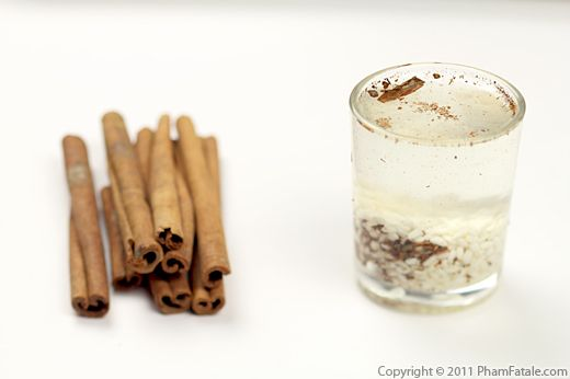 Horchata Drink Recipe with Picture