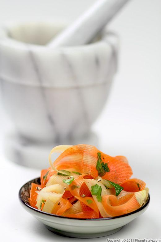 Vietnamese Green Mango Salad Recipe: Goi Xoai Recipe